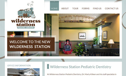 Wilderness Station Pediatric Dentistry